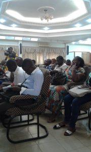Participants au panel