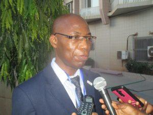 Dramani Ouédraogo coordonnateur national du projet Accès des femmes à la terre au Burkina Faso dans le cadre de la FKA
