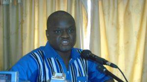 Adama Ouédraogo dit Damiss, auteur de l'oeuvre