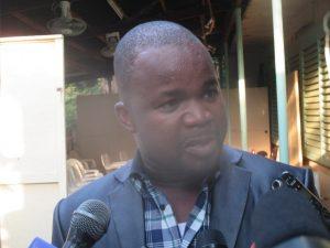 Wakibou SENOU, le SG de l'UNAPOL