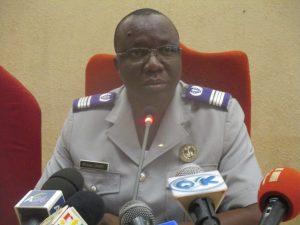 Alioune ZANRE, Commissaire du Gouvernement