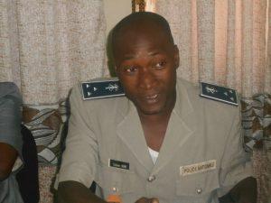 Commissaire de police Talimon HEMA