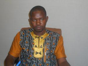 Oumarou HEBIE, facilitateur au SPONG