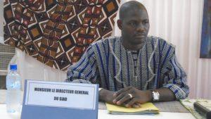 Le DG du SIAO, Dramane Tou est le commissaire général du Salon
