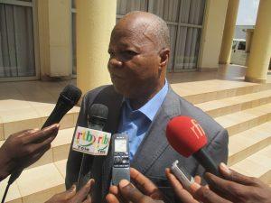 Me Halidou Ouédraogo promet une constituions accepté de tous