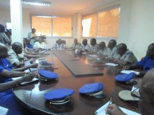 Les membres du SCSS sont des policiers et des gendarmes confondus