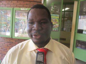 Célestin Compaoré, coordonnateur national de SOS/JD
