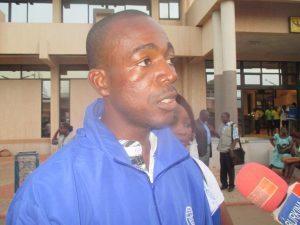 Cheick Ahmed Traoré, représentant de l'OIM