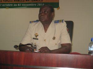 colonel Salfo Kaboré