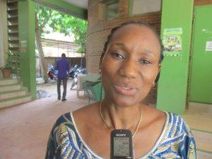 Dr Ramatou Sawadogo, la directrice de la santé et de la famille, a salué l'initiative
