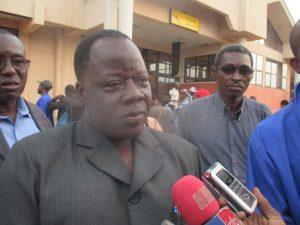 Joannie Kaboré, Joannie Kaboré, conseiller technique du Ministère de la femme, de la solidarité nationale et de la famille
