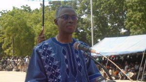 Le ministre en charge de l'éducation, Jean Martin Coulibaly a invité les élèves à cultiver la cohésion sociale en milieu scolaire