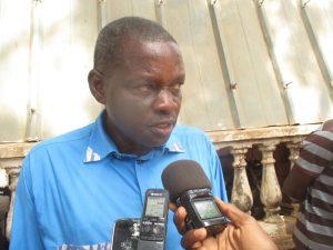 Siriki Dramé, secrétaire général du SYNATIC