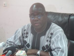 Pour le ministre de la santé, Smaïla Ouédraogo, le palu tue plus que la dengue