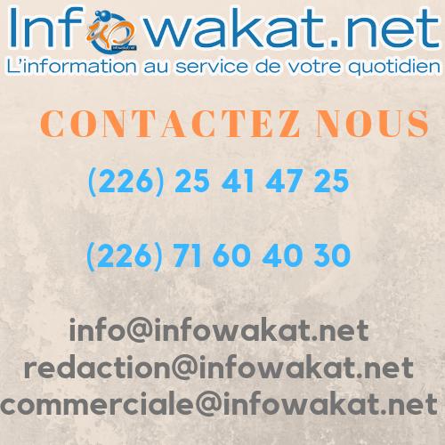Contact infowakat