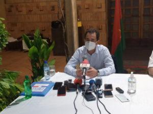 Éric Chevallier, Directeur du CDCS